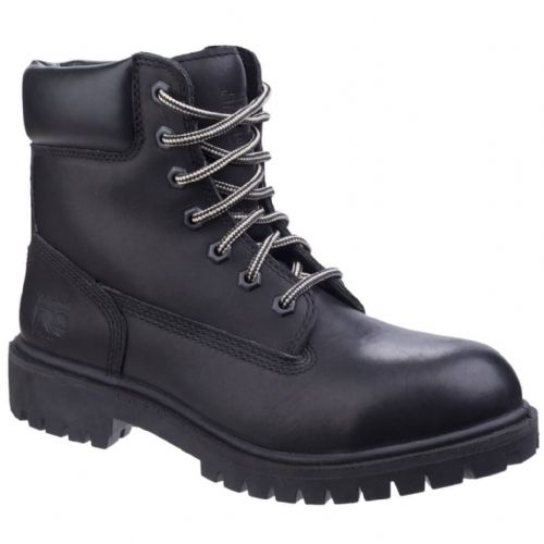 Timberland Pro Ladies Direct Attach Black Safety Boots